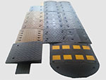 Rubber Deceleration Strip