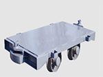 Mining Flat Car