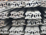 South African Standard Steel Rails