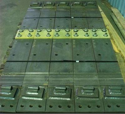 Railway Metallic Pad